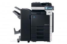 柯美363 a3复印机 彩色扫描 36张/分钟 超稳定不卡纸