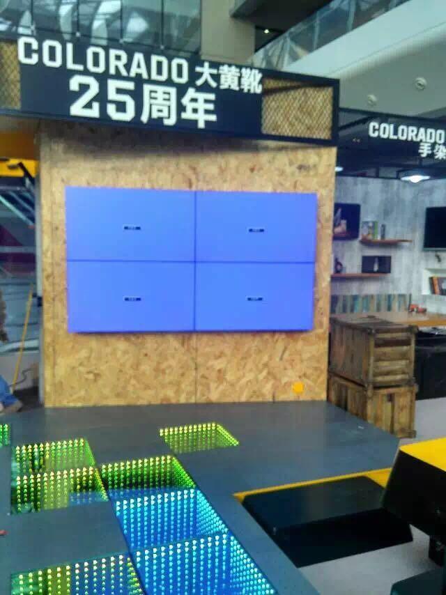 深圳市三星无缝液晶拼接屏46寸、55寸 窄边拼缝5.3mm/3.5mm