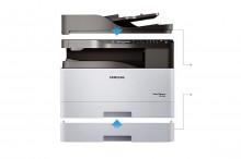 南京三星K2200ND复印机(含输稿器、网络、自动双面)