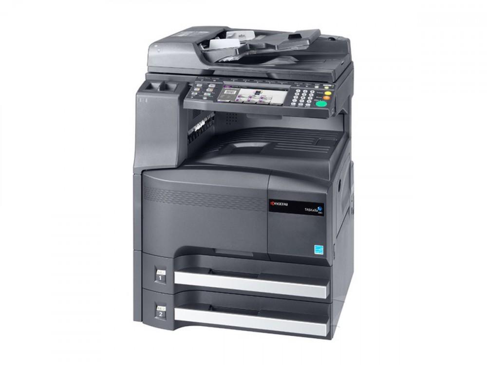 A3幅面京瓷复印机超值价出租