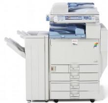 廣州理光C5000彩色數碼復印機出租免押金