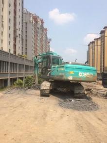 郴州神钢210挖机出租