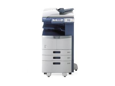 东芝E305复印机租赁  彩色扫描  无押金