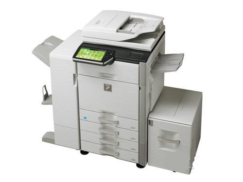 夏普MX4110/5110彩色复印机经典机型   0押金