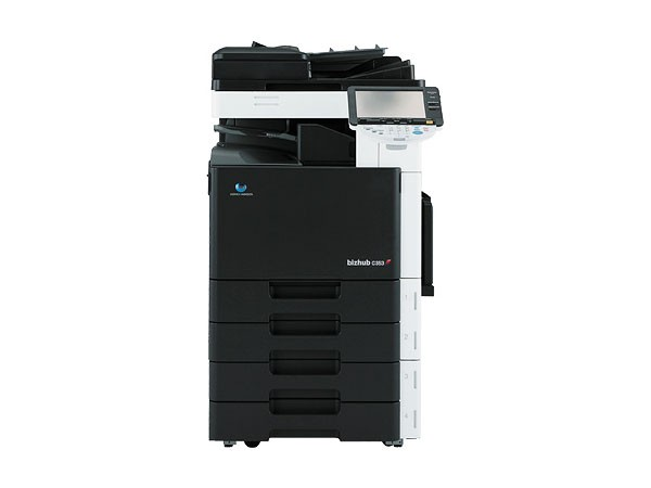 廣州柯美-C353彩色復印機