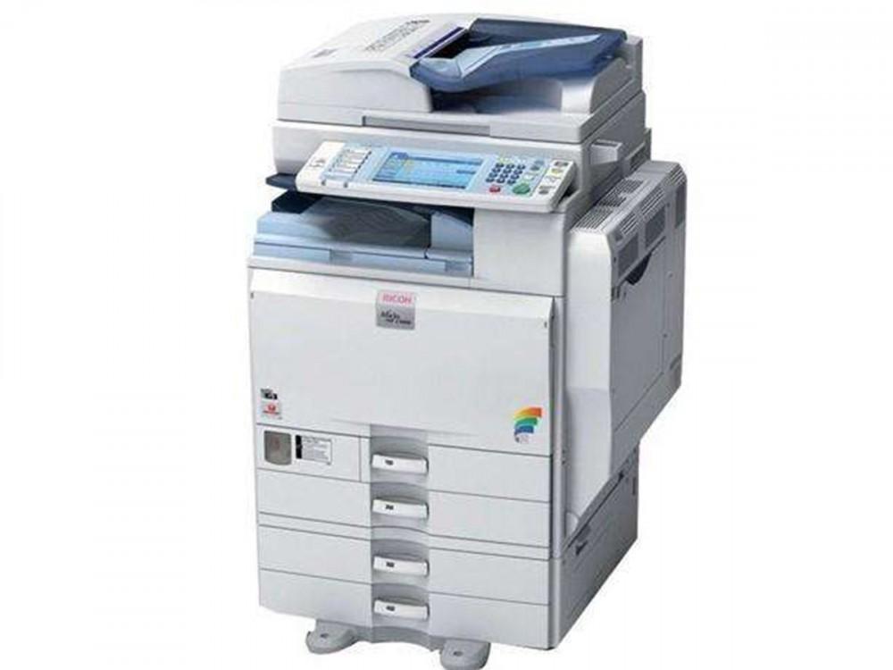 理光MP5000多功能復印機租賃帶彩色掃描