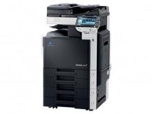 新款柯美C360彩色复印打印扫描一体机出租