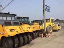 成都市徐工胶轮压路机20吨-30吨、摊铺机、钢轮