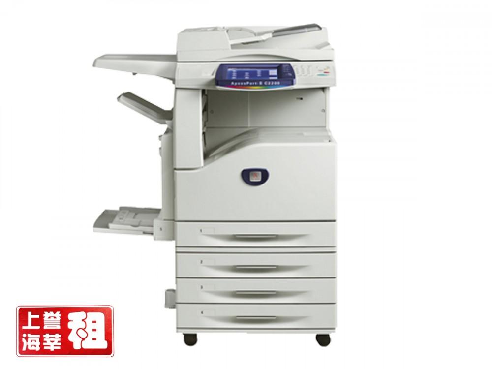 上海市富士施乐C3300租赁