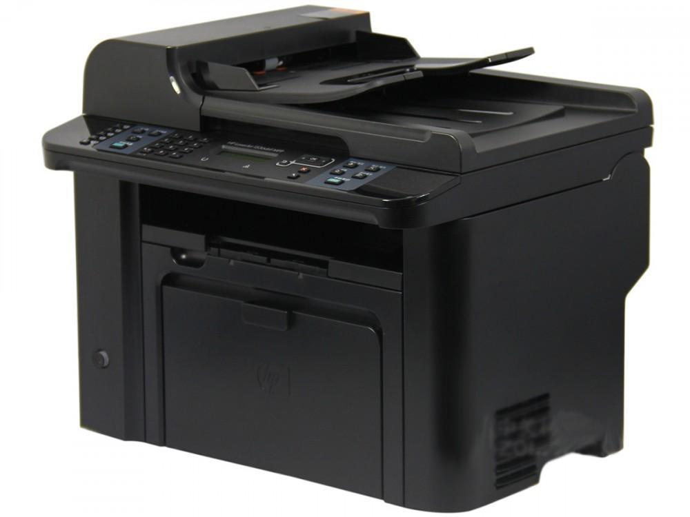 惠普1536网络打印复印一体机