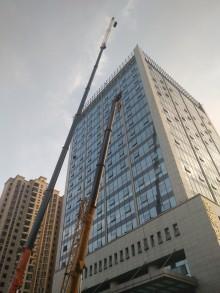 长沙市翔瑞吊装16-350吊车出租