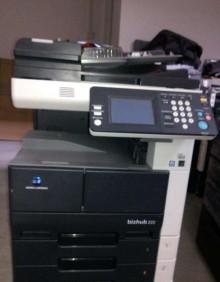 四会市柯尼卡美能达BH362多功能一体机(复印打印扫描)