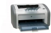 四会市惠普1020激光黑白打印机出租