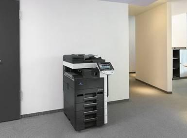 南海区美能达363打印复印一体机
