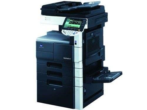 南海区美能达360打印复印一体机