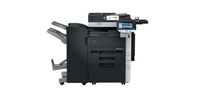 南海区美能达423打印复印一体机