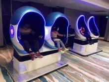 北京臻智科技9DVR蛋椅影院(两座)