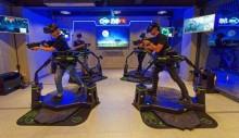 北京臻智科技VR枪战射击设备