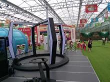 北京臻智科技天地行VR互动空间出租