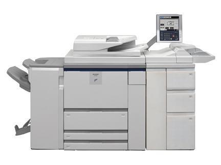 夏普MX-M1100黑白数码高速复印机