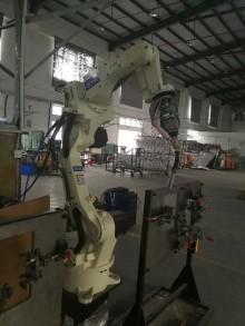 深圳市+OTC焊接机器人+FD-B4+DW300+六轴+专业铝焊
