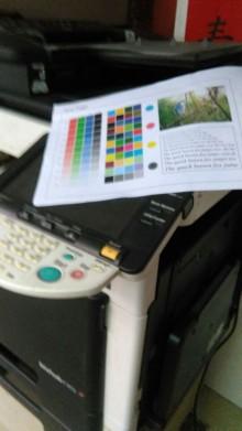 厦门柯美c353彩色复印机
