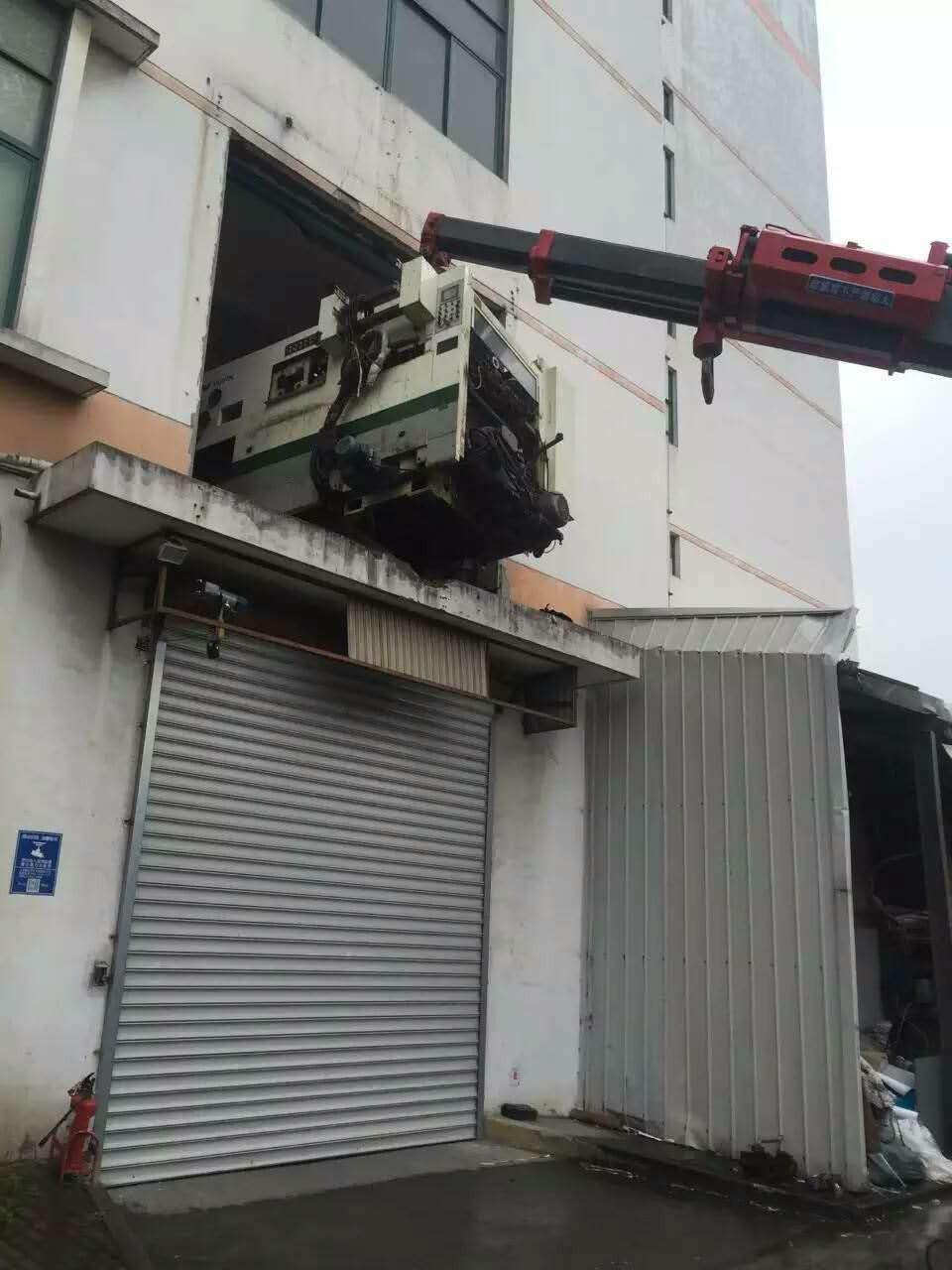 上海吊裝出租隨車吊