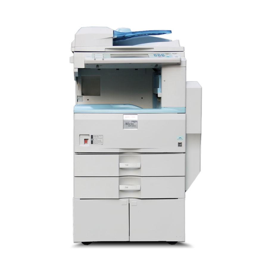 北京理光系列打印機復印機出租