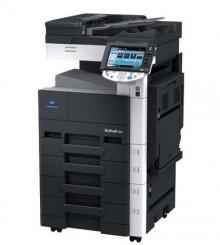 武汉柯尼卡美能达363网络多功能复印机