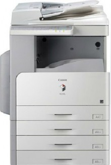 佳能2420AD复印机出租 复印 网络打印 网络扫描 自动输稿器 双纸盒全套