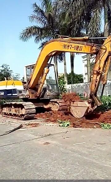 深圳市小松60 6T挖掘機
