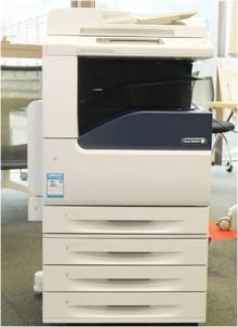慈溪 施乐DocuCenter-2260  1、彩色液晶触摸屏,操作十分灵敏。 2、打印复印速度黑白彩色均22  页/分。 3、标配网络打印,网络扫描。 4、标配4个万能纸盒。