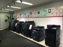 嘉兴平湖市京瓷佳能柯美复印机打印机租赁