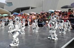 北京市nao機器人出演及主持 機器人表演租賃