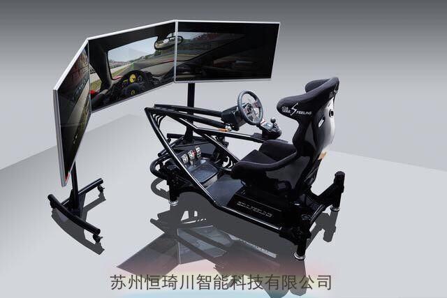 上海蘇州高端VR體感/三屏動感賽車模擬器 9D太空艙VR蛋椅 VR射擊 VR高空救貓游樂設備出租租賃