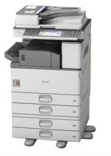 成都理光3352数码复印机