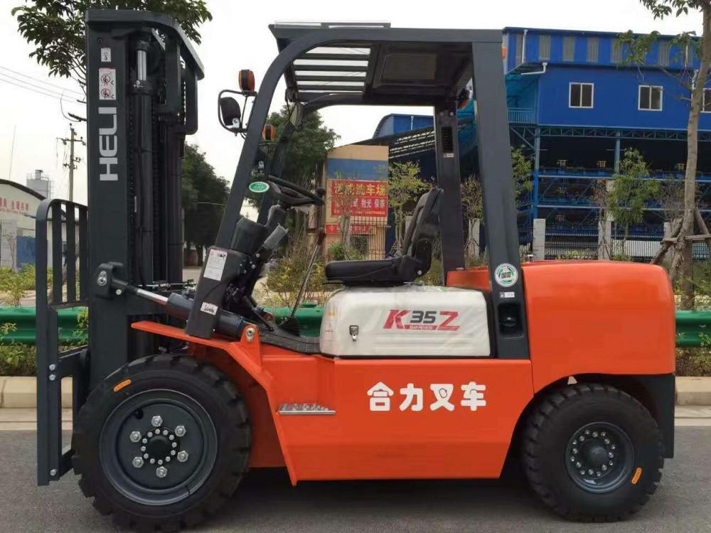 南宁3.5吨叉车出租