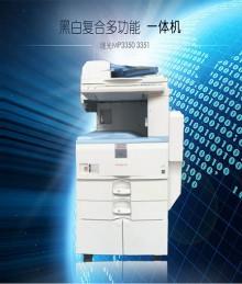黑白双面网络复印机200元出租
