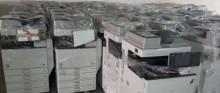 广州市理光mp3350B系列复印机打印机出租销售维修