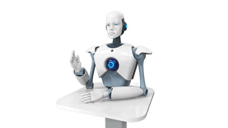 塔米智能,迎賓機器人租賃,智能機器人出租,前臺機器人