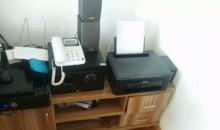 昆明 辦公各種設備  巴可20000流明投影機、惠普D730打印機、華碩X88E667Se-SL筆記本