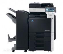 中山柯尼卡美能達c360彩色打印機