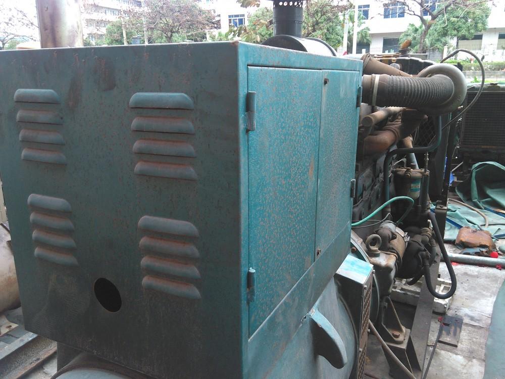 珠三角150KW柴油發電機組出租