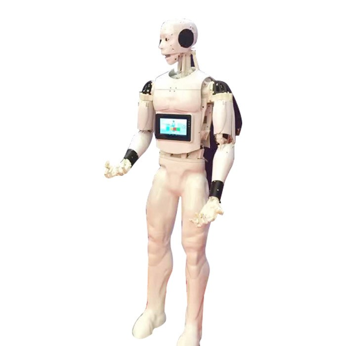 广州市傻强机器人