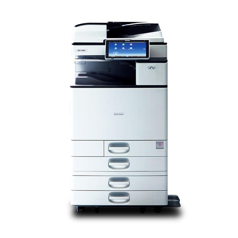 全新理光C2504彩色A3打印机
