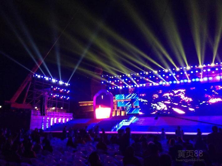 福州燈光音響舞臺設備租賃口碑好演出設備出租布置安裝