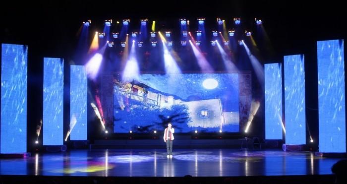 福州活動燈光音響租賃公司年會招商會新春發布會舞臺設備出租