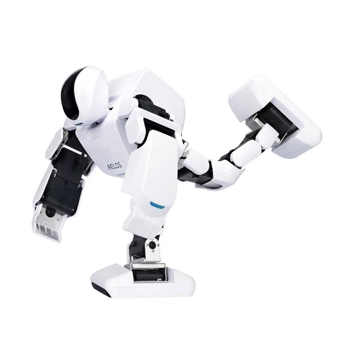 小艾庆典活动跳舞表演机器人