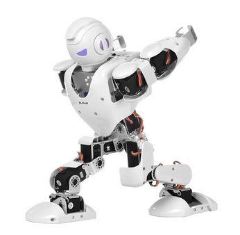 北京 春晚机器人表演 阿尔法机器人