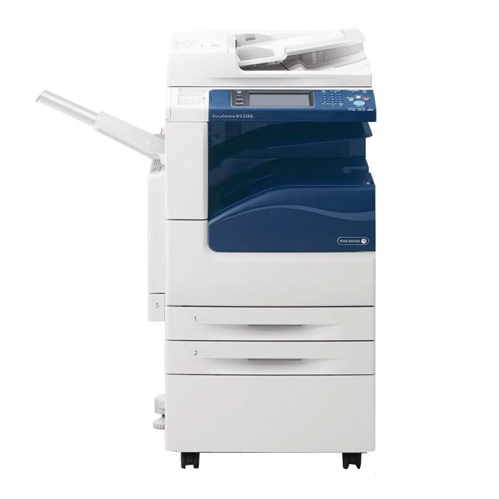 富士施樂全新彩色復印機低價出租